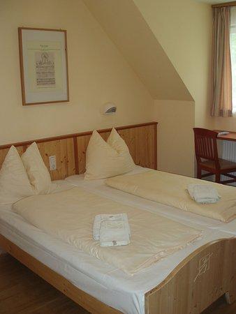 Grundlsee, Austria: Double Room