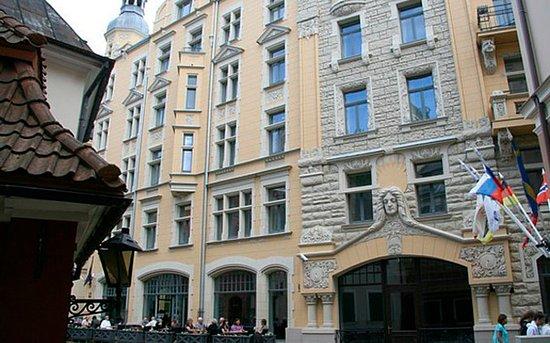Отель Neiburgs: Exterior