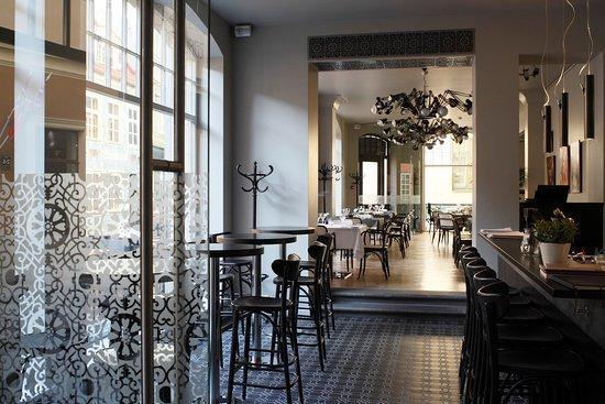 Отель Neiburgs: Bar/Lounge