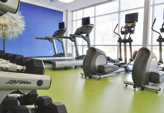 Baytown, TX: Fitness Center