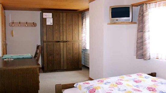 Fieschertal, İsviçre: simple room, economy