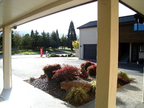 Cromwell, New Zealand: Lobby