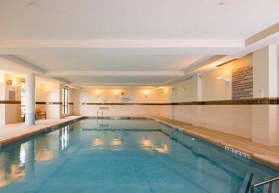 Warner Robins, GA: Indoor Pool