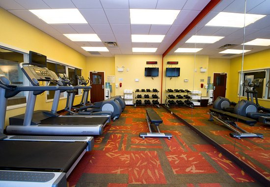 Warner Robins, GA: Fitness Center