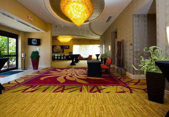 Warner Robins, GA: Meeting/Reception Area