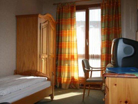 Bad Wiessee, Germany: Singleroom with balcony