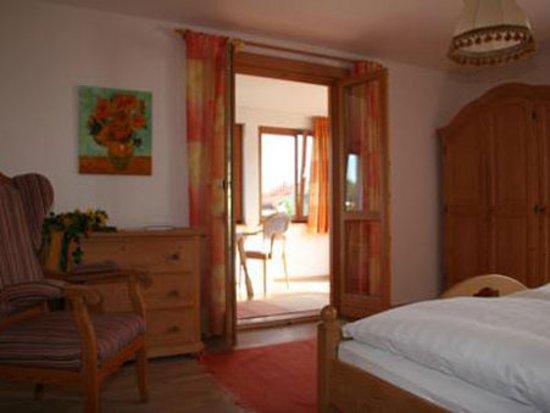 Bad Wiessee, Germany: Nice room with balcony