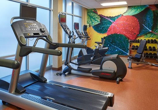 Aurora, Kolorado: Fitness Center