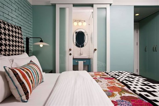 Center Chic Hotel Tel Aviv - an Atlas Boutique Hotel: Std Room