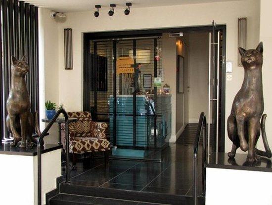 Center Chic Hotel Tel Aviv - an Atlas Boutique Hotel: Entrance