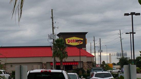 Katy, Teksas: Denny's