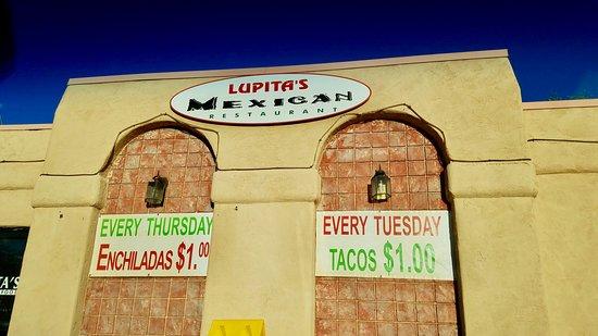 Hurricane, UT: Lupita's Mexican Restaurant