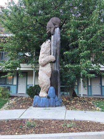 El Portal, แคลิฟอร์เนีย: Cedar Lodge