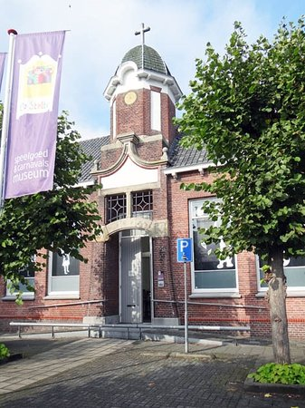 Oosterhout, Nederland: the museum