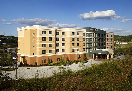 Courtyard Pittsburgh Washington/Meadow Lands