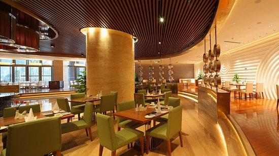 Nantong, China: Buffet