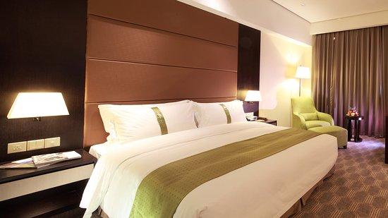 Nantong, China: Guest Room