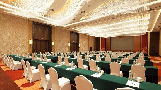 Nantong, China: Meeting Room
