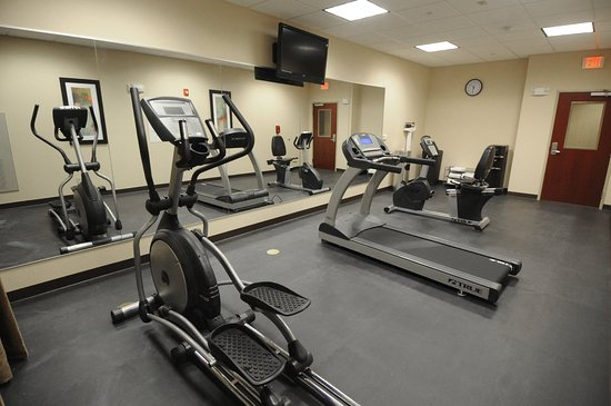 Holiday Inn Express Somerset: Fitness Center