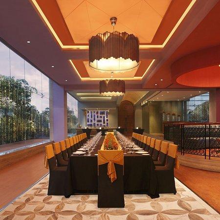 DoubleTree by Hilton Gurgaon-New Delhi NCR : Casablanca