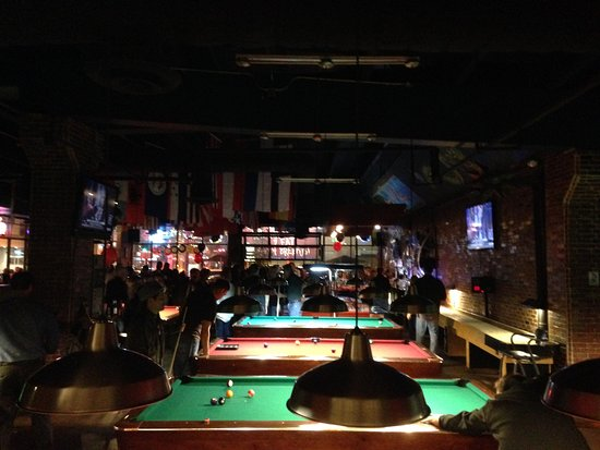 Tarantula Billiards Bar & Grill