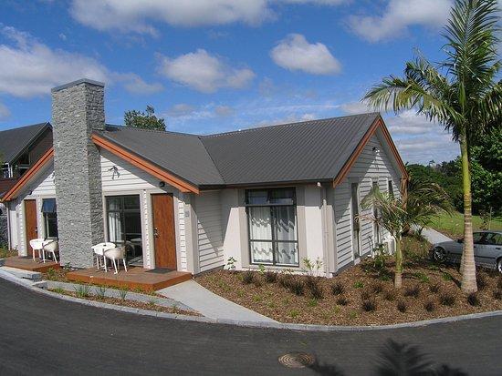 Kerikeri, Selandia Baru: Homestead Apartments
