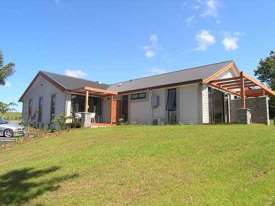 Kerikeri, Selandia Baru: Homestead Apartment Block