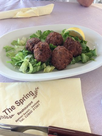 The Spring: Meatballs