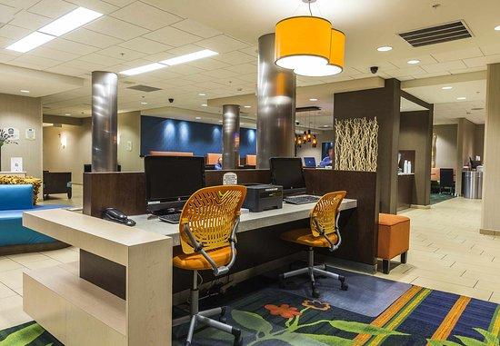 New Cumberland, PA: Business Center