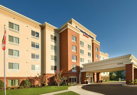 Fairfield Inn & Suites Baltimore BWI Airport: Entrance