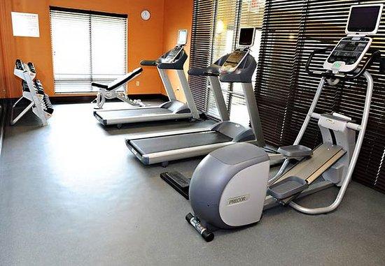 Slippery Rock, بنسيلفانيا: Fitness Center