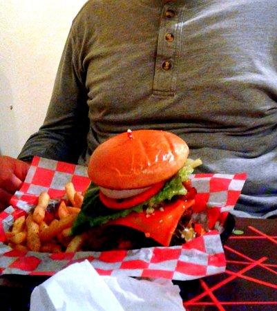 Greenwood, IN: BTB Big Daddy Burger