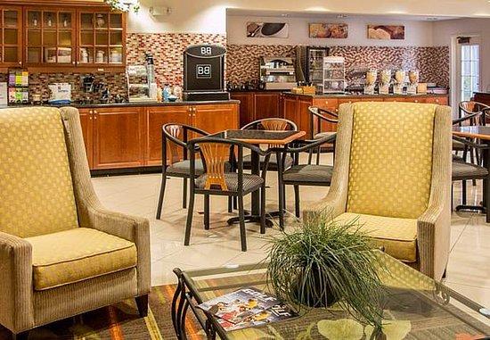 Oro Valley, AZ: Breakfast Dining Area