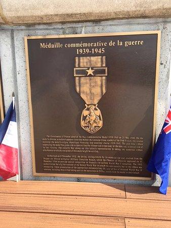 Bedford, VA: French Award