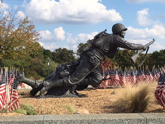 Bedford, VA: Another View, Saving a Comrade in Arms