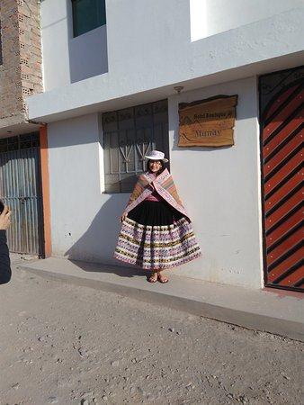 Chivay, Peru: Munay boutique hotel