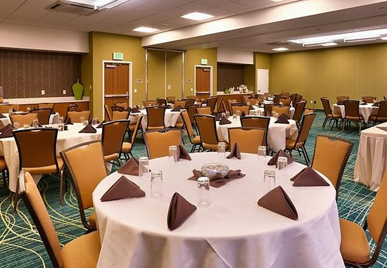Draper, UT: Cedar/Sage Meeting Room – Banquet Setup