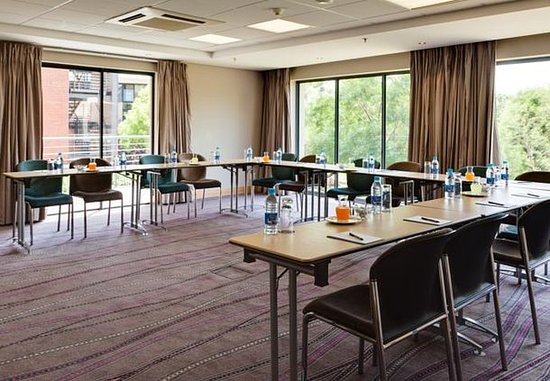 Roodepoort, Güney Afrika: Conference Room – U-Shape Setup