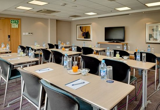 Roodepoort, Afrika Selatan: Conference Room – Classroom Setup