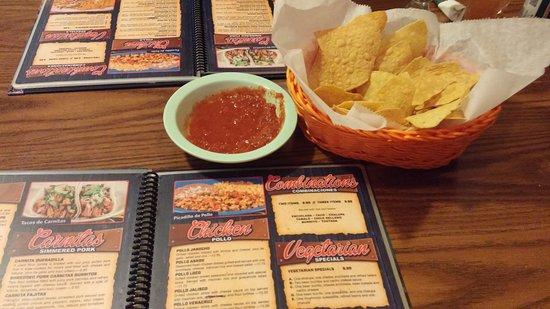 ลอนดอน, เคนตั๊กกี้: El Dorado Mexican Restaurant