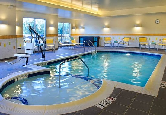 Watertown, estado de Nueva York: Indoor Pool