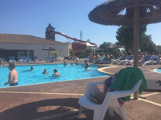 Piscine couverte chauff e d s l 39 ouverture picture of for Camping baie de somme piscine couverte