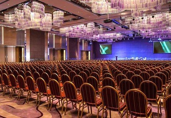Huizhou, Çin: Ballroom - Theater Style