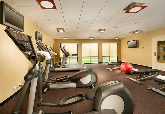 Bridgeport, Virginia Occidental: Fitness Center