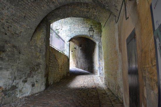 Sedan, Francia: Entrance