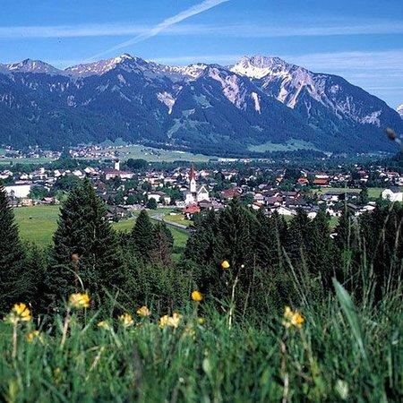 Breitenwang, Austria: Exterior