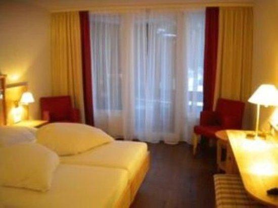 Leukerbad, Sveits: Economy Double Room CLASSIC