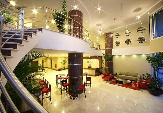 Marriott Executive Apartments Panama City, Finisterre: Lobby
