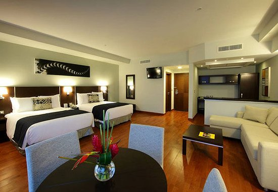Marriott Executive Apartments Panama City, Finisterre: Double/Double Loft Apartment