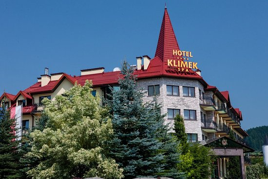 Muszyna, Πολωνία: Hotel Klimek**** SPA